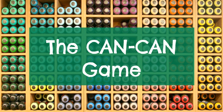 The can can game